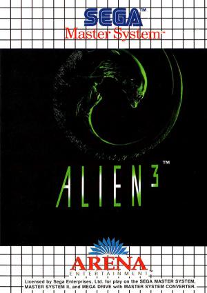 Alien 3 sur MS
