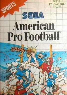 American Pro Football sur MS
