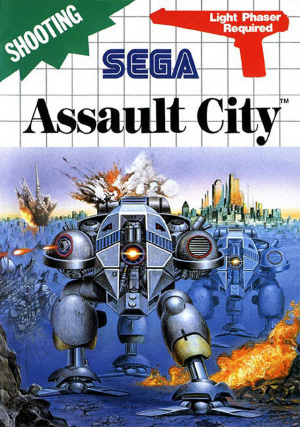 Assault City sur MS