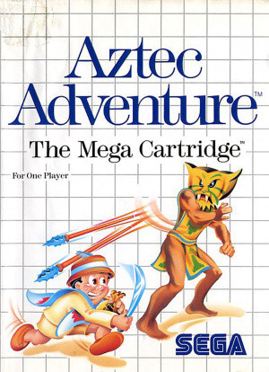 Aztec Adventure sur MS