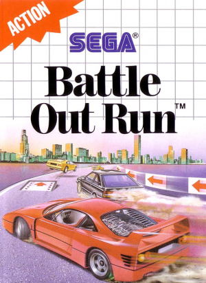 Battle OutRun sur MS