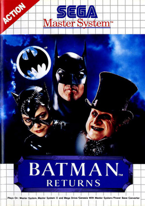 Batman Returns sur MS