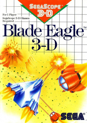 Blade Eagle 3-D sur MS