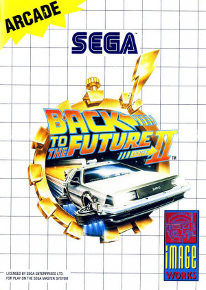 Back to the Future Part II sur MS