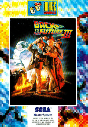 Back to the Future Part III sur MS