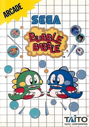 Bubble Bobble sur MS