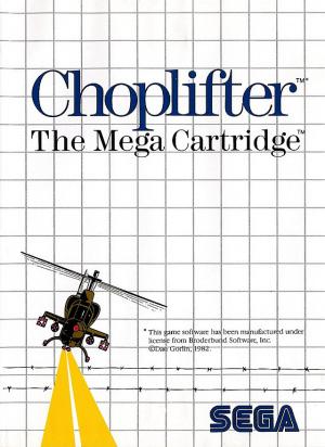 Choplifter sur MS