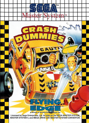 The Incredible Crash Dummies sur MS