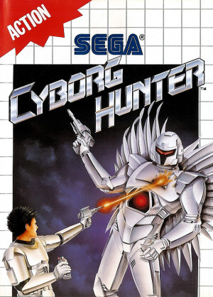 Cyborg Hunter sur MS