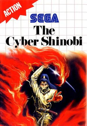 The Cyber Shinobi sur MS