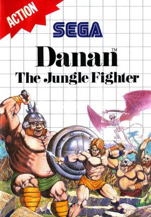 Danan the Jungle Fighter sur MS