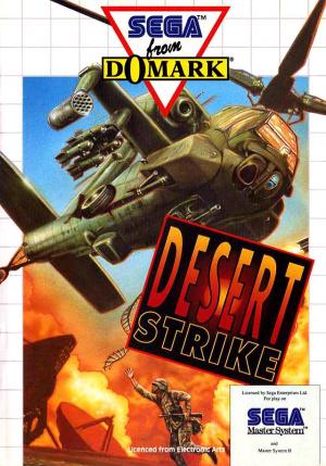 Desert Strike : Return to the Gulf sur MS