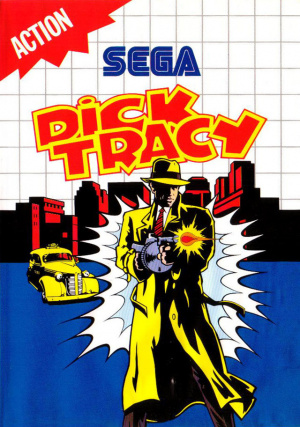 Dick Tracy sur MS