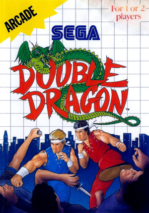 Double Dragon sur MS
