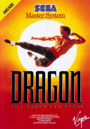 Dragon : The Bruce Lee Story sur MS