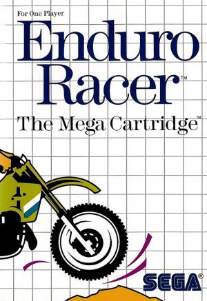 Enduro Racer sur MS