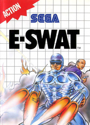 E-SWAT : City Under Siege sur MS