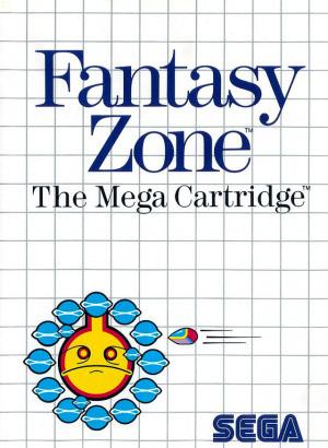 Fantasy Zone sur MS
