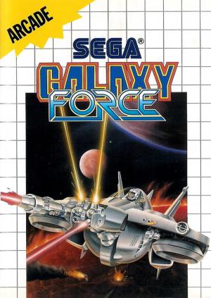 Galaxy Force sur MS