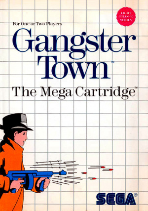 Gangster Town sur MS