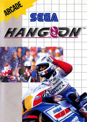 Hang-On sur MS