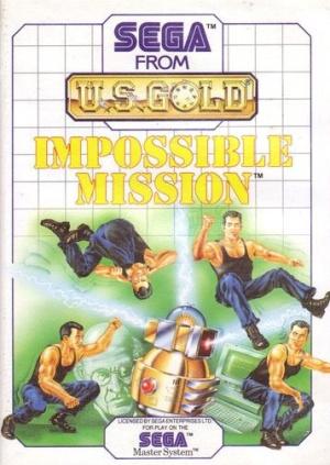 Impossible Mission sur MS