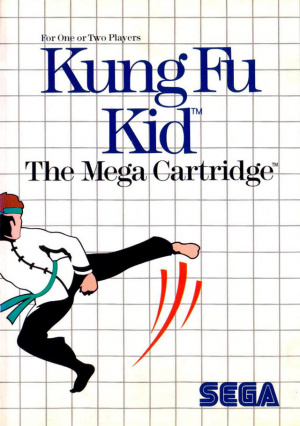 Kung Fu Kid sur MS