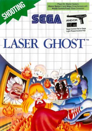 Laser Ghost sur MS