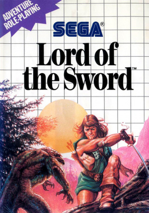 Lord of the Sword sur MS