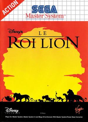 Le Roi Lion sur MS