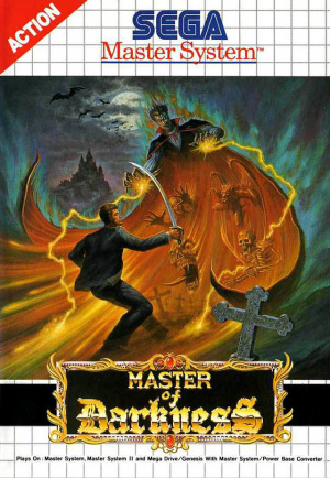 Master of Darkness sur MS