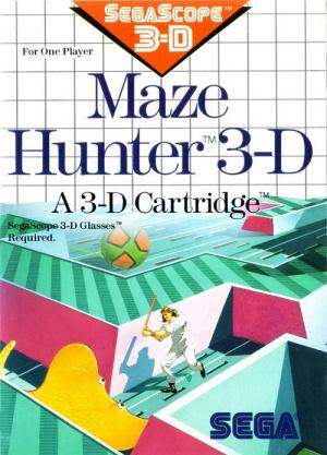 Maze Hunter 3-D sur MS