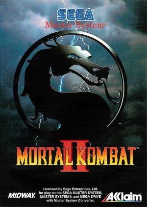 Mortal Kombat II sur MS