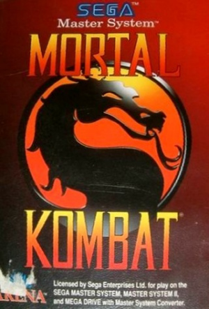 Mortal Kombat sur MS