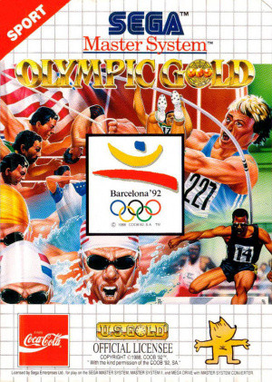 Olympic Gold : Barcelona '92 sur MS