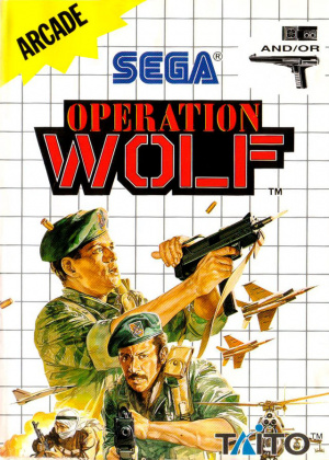 Operation Wolf sur MS