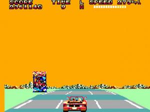 La sortie de Sega Ages : Out Run prévue pour cette fin d'année