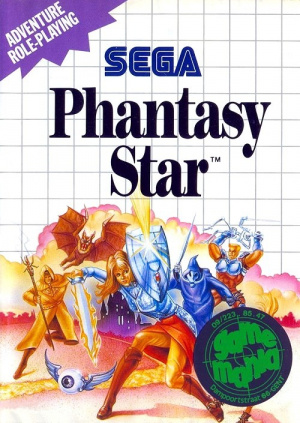 Phantasy Star sur MS