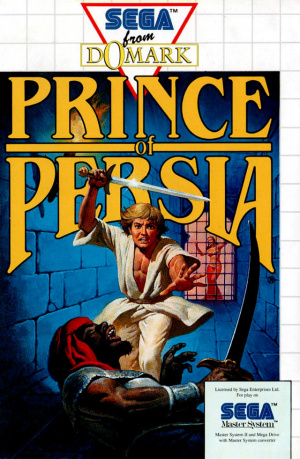 Prince of Persia sur MS