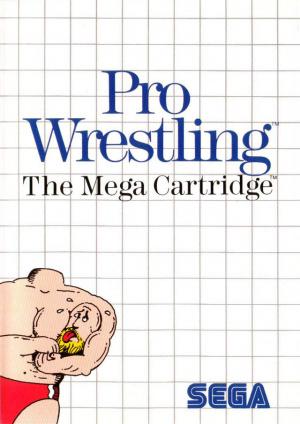 Pro Wrestling sur MS