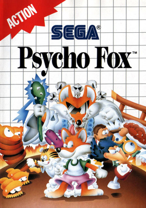 Psycho Fox sur MS
