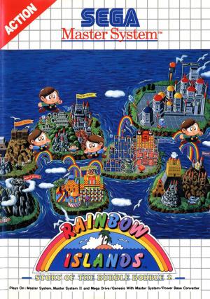 Rainbow Islands sur MS