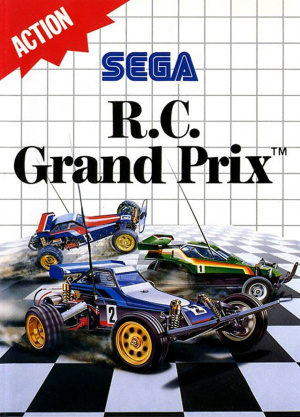 R.C. Grand Prix sur MS