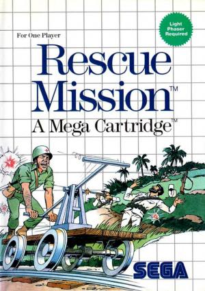 Rescue Mission sur MS