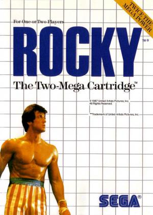 Rocky sur MS