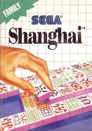 Shanghai sur MS