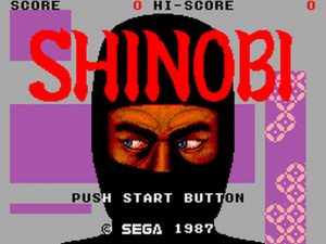 Shinobi de retour sur 3DS ?