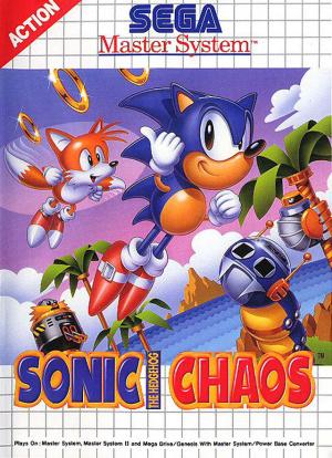 Sonic Chaos sur MS