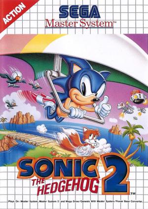Sonic the Hedgehog 2 sur MS