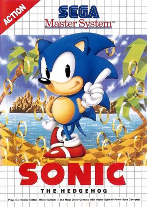 Sonic the Hedgehog sur MS